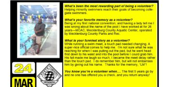 NCS VOLUNTEER SPOTLIGHT:   Rodney Sellars