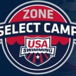 NCS Swimmers/Coaches Attend Zone Select Camp